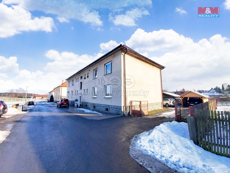 Prodej bytu 1+1, 30 m², OV, Blatno, ul. Blatno
