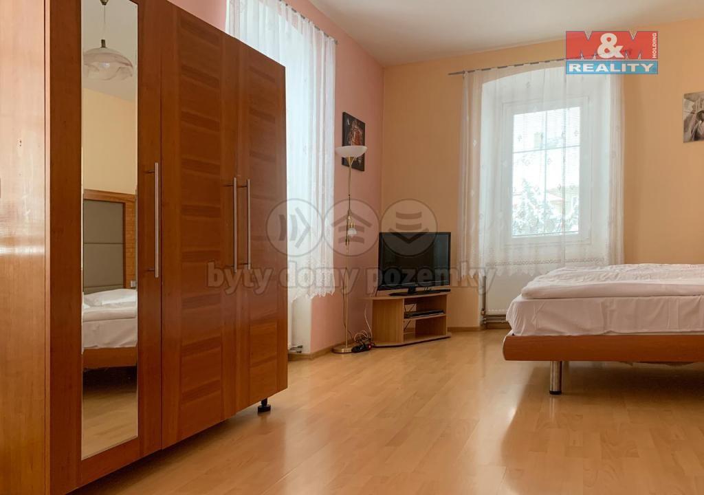 Pronájem, apartmán 1+1, 34 m2, Červená Voda - Mlýnický Dvůr