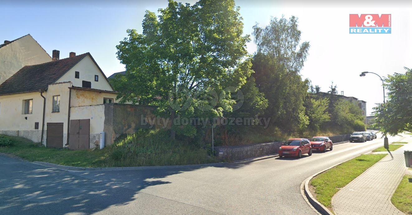 Prodej pozemku k bydlení, 376 m², Kladruby