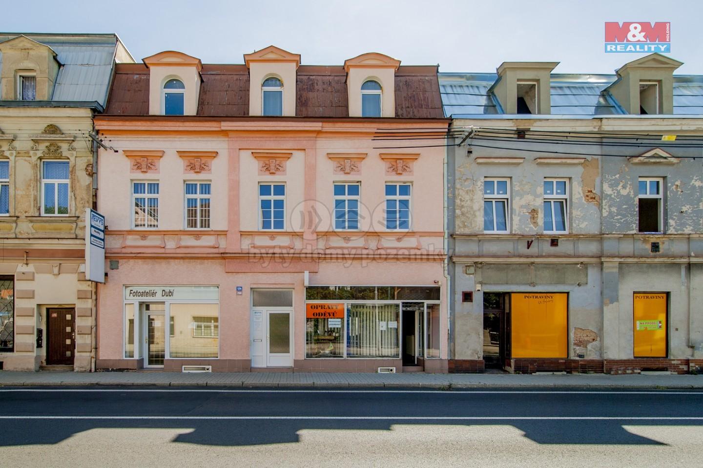 Prodej nájemního domu, 432 m², Dubí, ul. Ruská, okr. Teplice