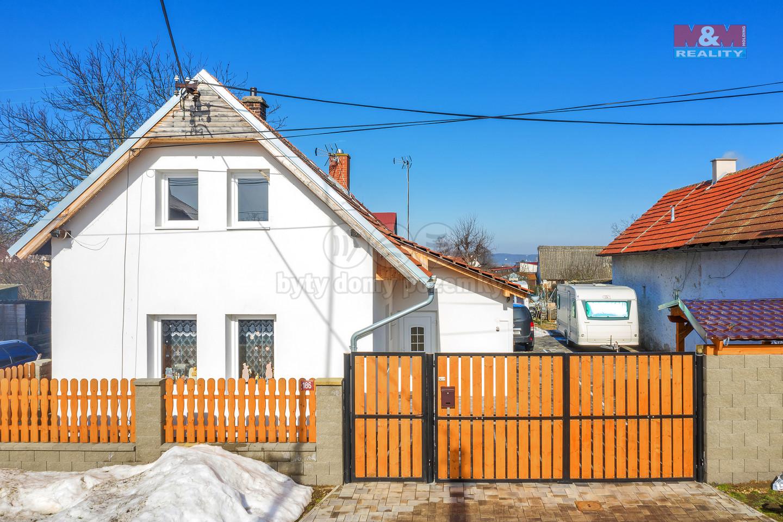 Prodej rodinného domu, 639 m², Jíkev, okr. Nymburk