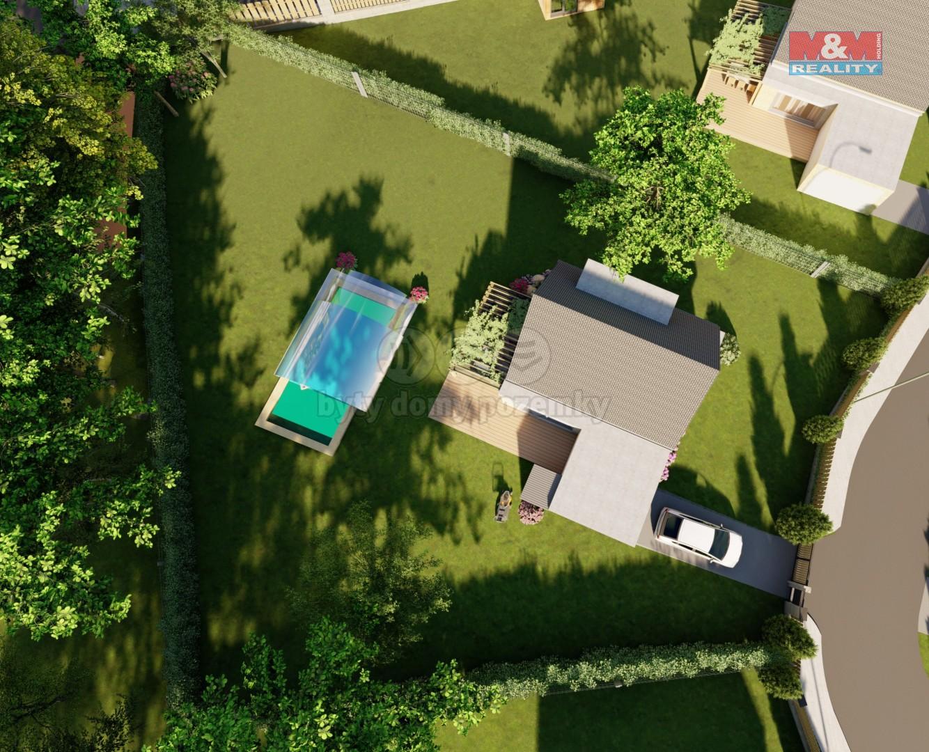 Prodej pozemku k bydlení, 1383 m², Chotěvice