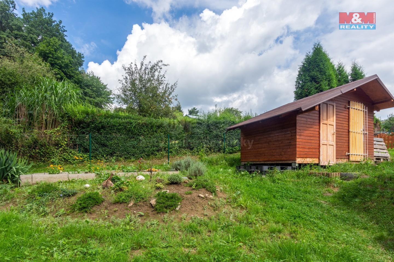 Prodej zahrady, 354 m², Chrastava