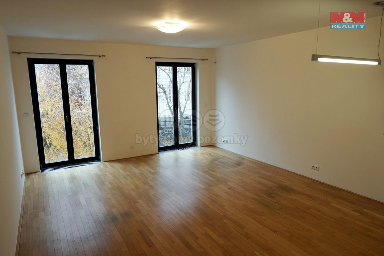 Pronájem bytu 2+kk, 65 m², Praha - Smíchov