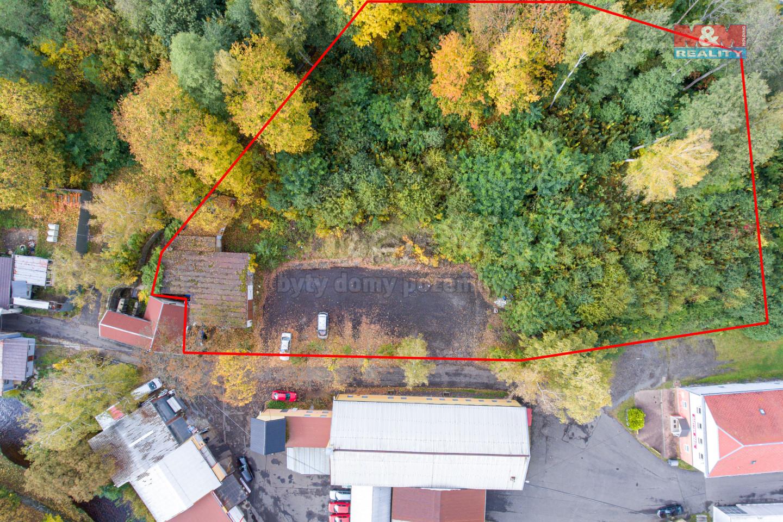 Prodej provozní plochy, 6441 m², Karlovy Vary, ul. Sokolovská