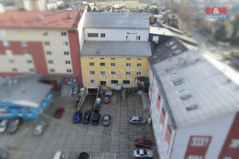 Prodej obchodního objektu, Kroměříž, ul. Kotojedská