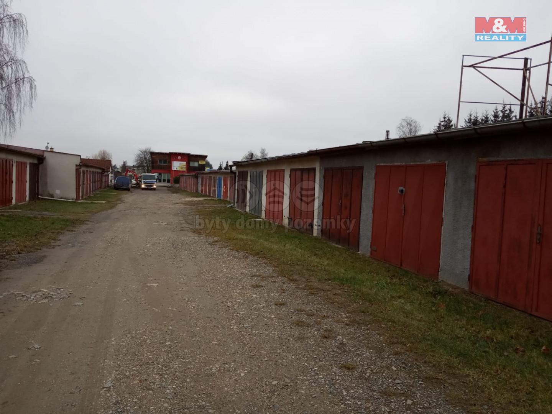 Prodej garáže, 20 m², Planá nad Lužnicí, ul. Na Skalách