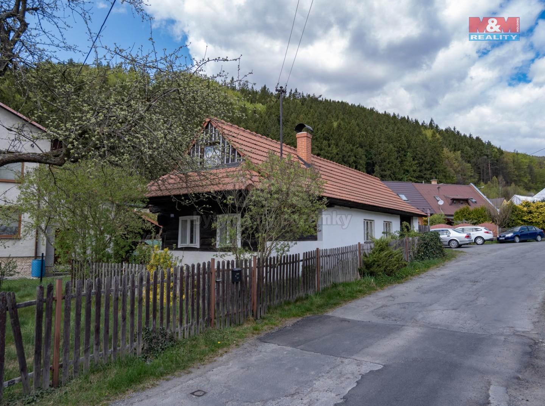 Prodej, chalupa 4+1, Dolní Bečva