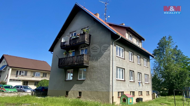Prodej bytu 3+1, 66 m², Dynín