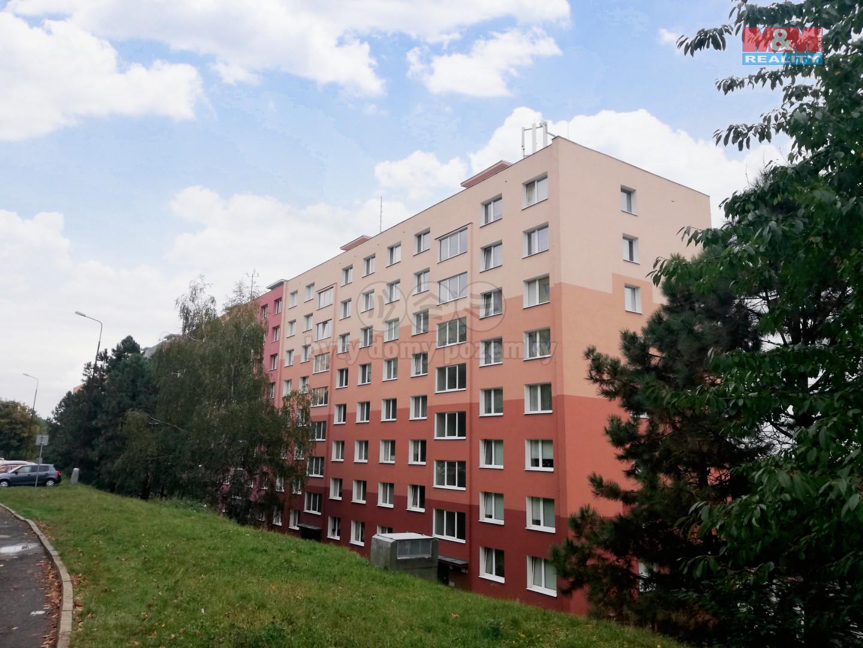 Prodej bytu 1+1, 33 m², OV, Jirkov, ul. Generála Svobody