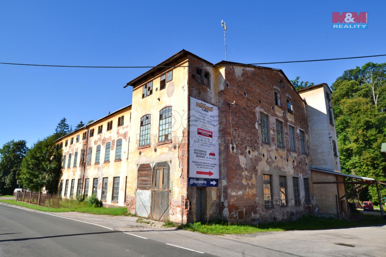 Prodej výrobního objektu, 4324 m², Dolní Lánov