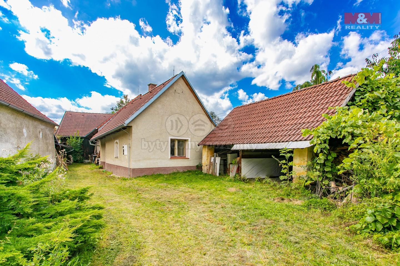 Prodej, chalupa 2+1, 180 m², Horažďovice