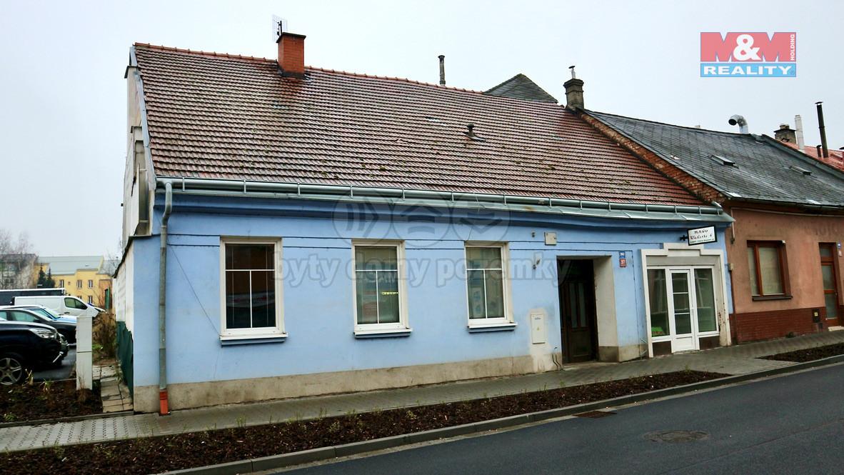 Pronájem obchod a služby, 66 m², Moravská Třebová