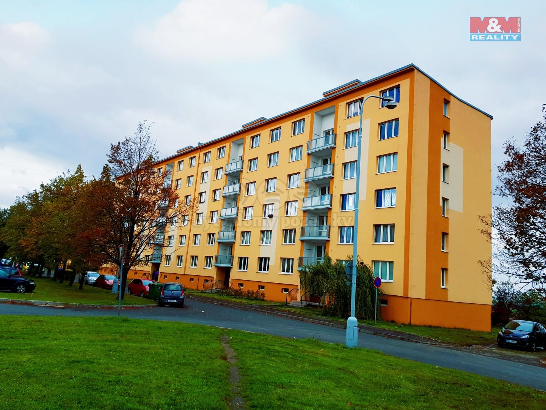 Pronájem bytu 1+1, 36 m², Chomutov, ul. Zadní Vinohrady