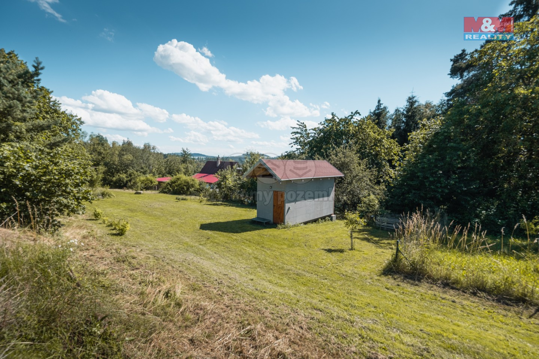 Prodej pozemku k bydlení, 1922 m², Kaliště, ul. Borka