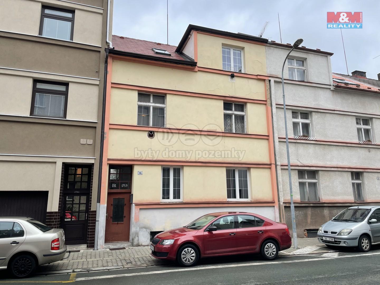 Prodej činžovního domu, 258 m2, Pardubice - Zelené Předměstí