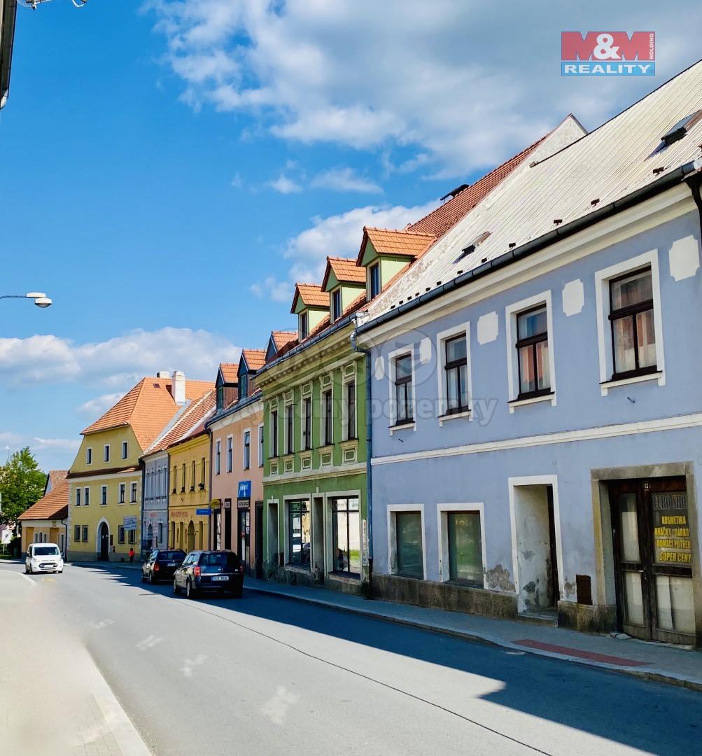 Prodej, rodinný dům, Nová Bystřice, ul. Vídeňská