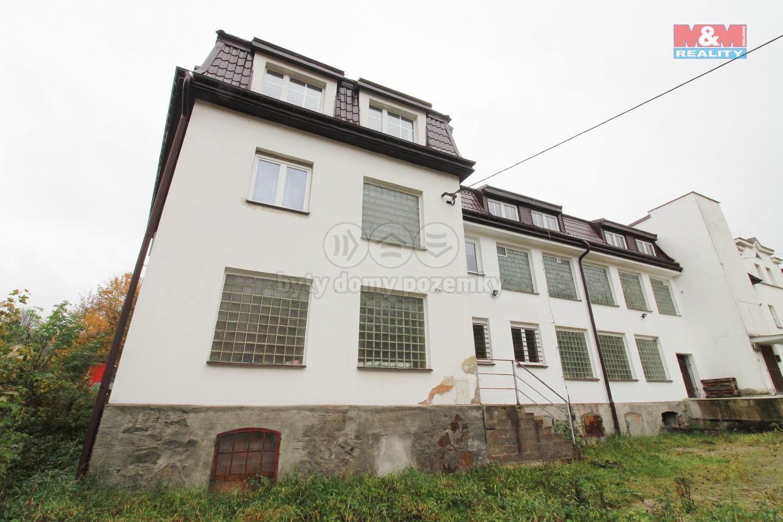 Prodej výrobního objektu, 308 m², Kraslice, ul. U plynárny