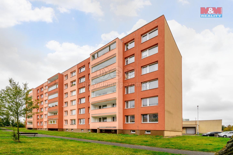 Prodej bytu 1+kk, 35 m², Kladno, ul. Polská