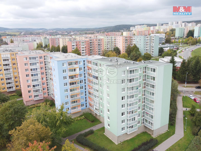 Prodej bytu 3+1, 79 m², Brno - město, ul. ulice Kosmonautů