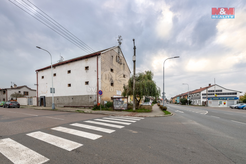 Pronájem obchodního objektu, 469 m², Přelouč, ul. Havlíčkova