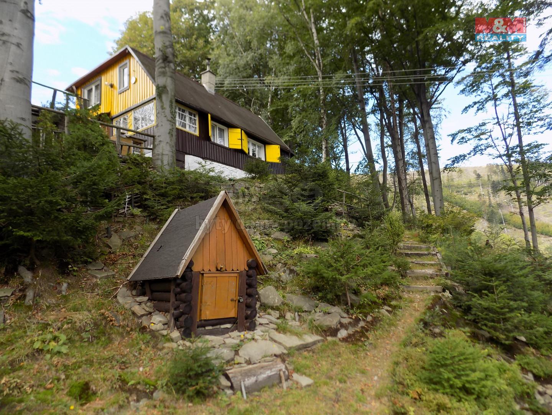 Prodej chaty, 44 m², Frýdlant nad Ostravicí, ul. Paseky