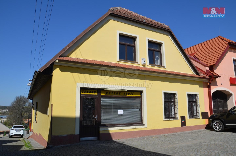 Prodej, rodinný dům, Luže, náměstí Plk. Josefa Koukala