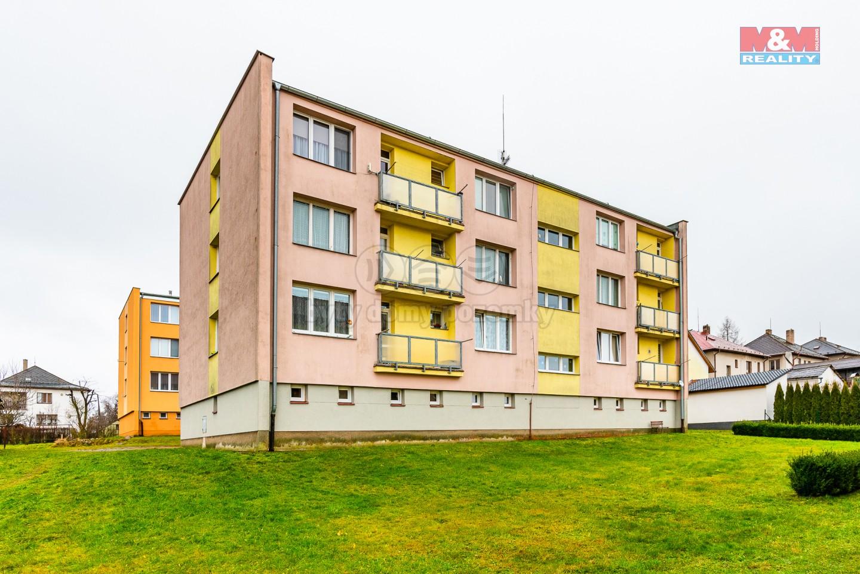 Prodej bytu 2+1, Horní Cerekev, ul. Sportovní