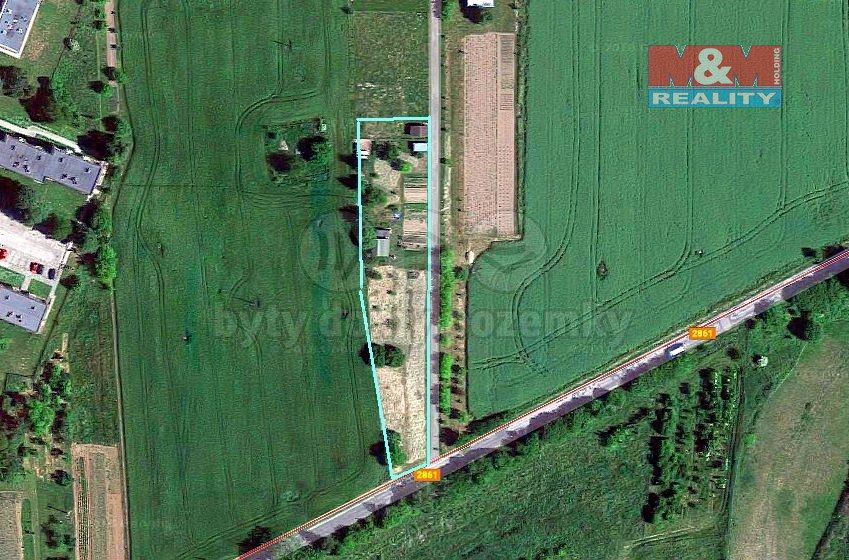 Prodej pozemku k bydlení, 2690 m², Valdice