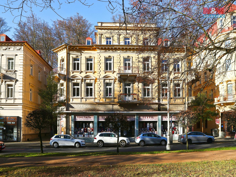 Pronájem bytu 2+1, 65 m², Mariánské Lázně, ul. Hlavní třída