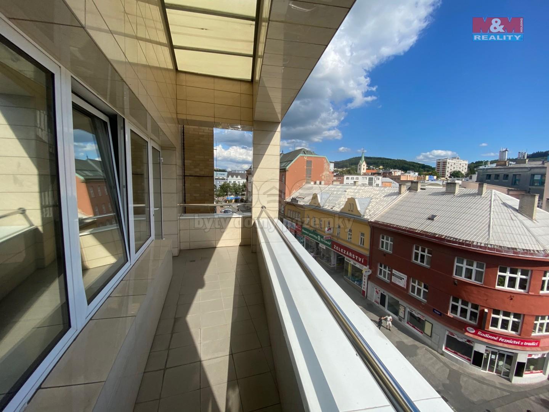Pronájem kancelářského prostoru, 55 m², Zlín