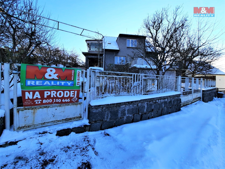 Prodej rodinného domu, Milevsko, ul. Alšova