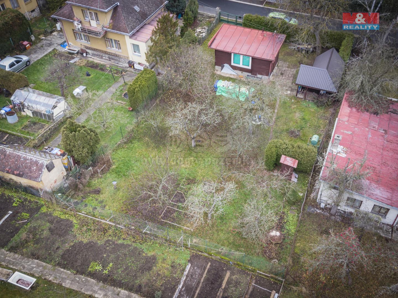 Prodej pozemku k bydlení, 671 m², Černošice, ul. Jiráskova
