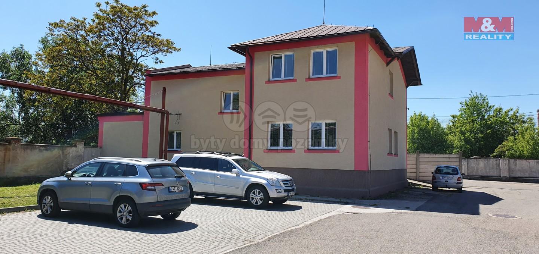 Pronájem, kancelářský prostor, 30 m², Přerov, Dr. E. Beneše