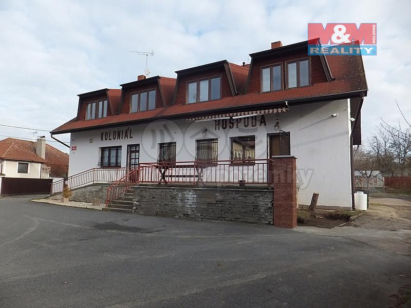 Prodej penzionu, 605 m2, Rabyně — Blaženice