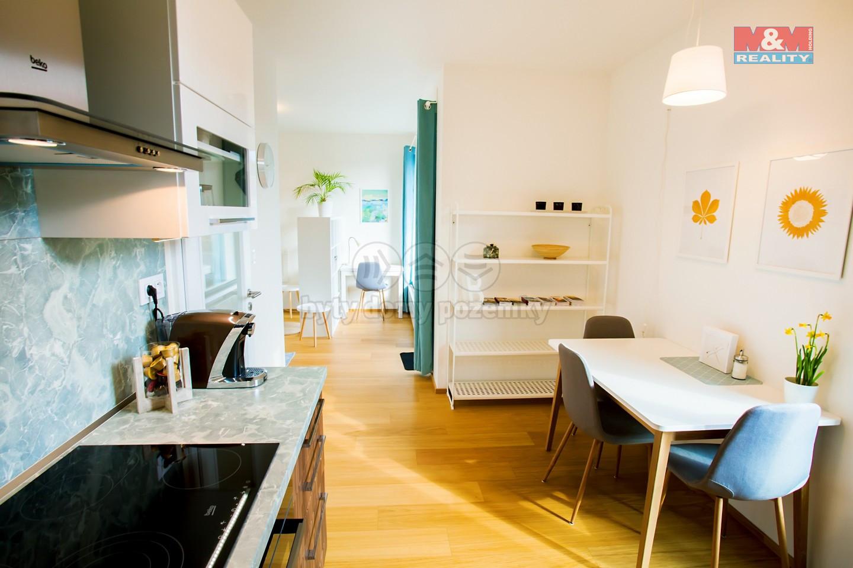Pronájem, byt 1+kk, 37 m², Praha 5, ul. Kačírkova