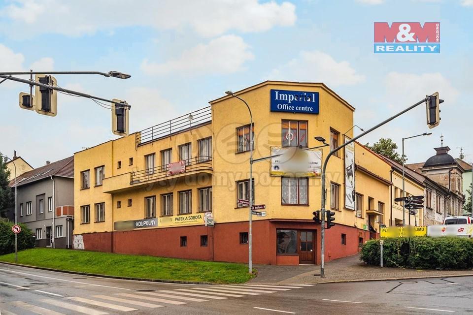 Pronájem kancelářského prostoru, Třebíč, ul. Oldřichova