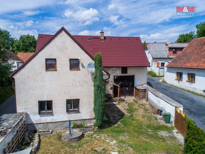 Prodej, chalupa, 100 m², Hrádek, Čejkovy