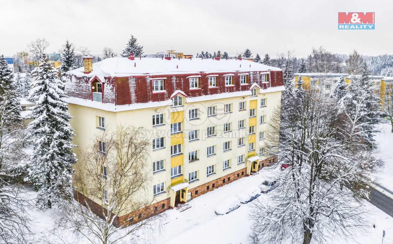 Prodej bytu 2+1, 63 m², Jablonec nad Nisou, ul. Žitná