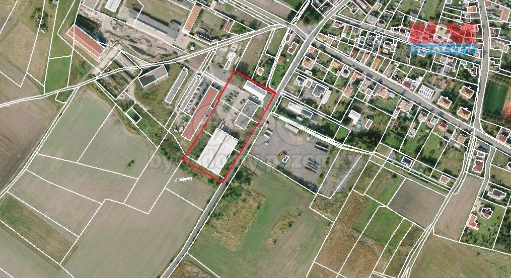 Prodej skladu, 10825 m², Záryby, ul. Záryby