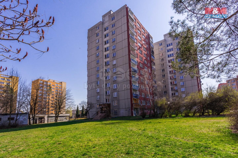 Pronájem bytu 1+kk, 34 m², Ostrava, ul. Jana Maluchy