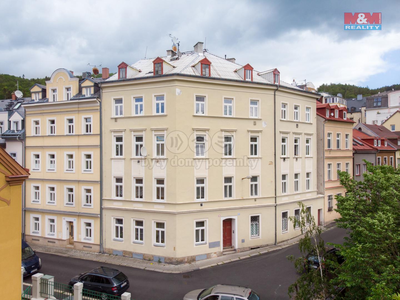 Pronájem bytu 2+1, 67 m², Karlovy Vary, ul. Petřín