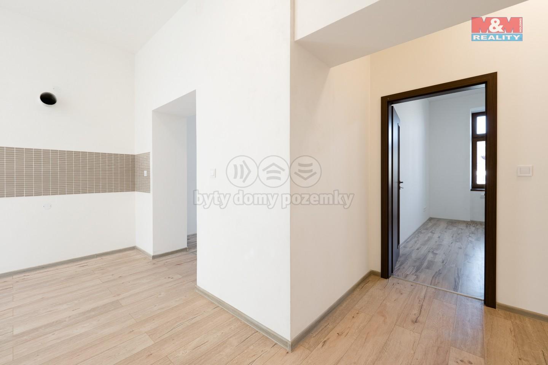 Prodej bytu 2+1, 65 m², Praha 8, ul. Prosecká