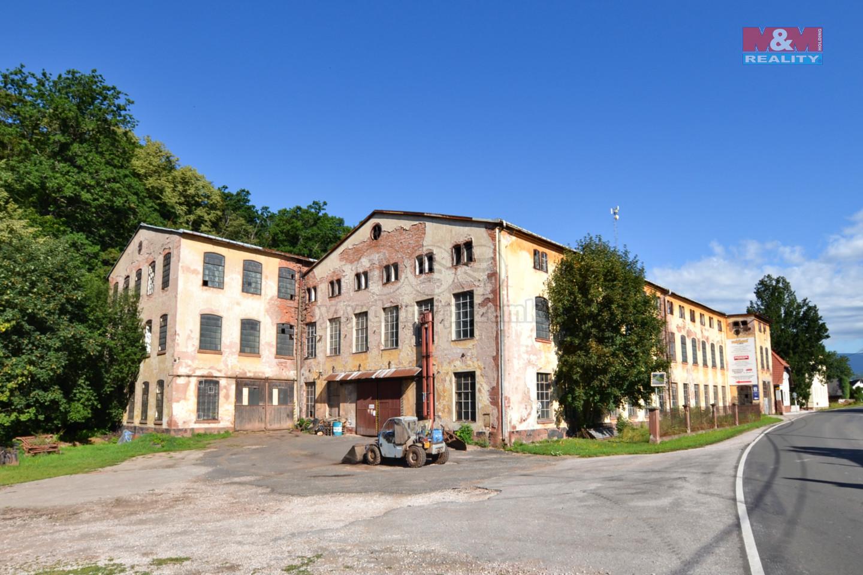 Prodej nájemního domu, 4324 m², Dolní Lánov