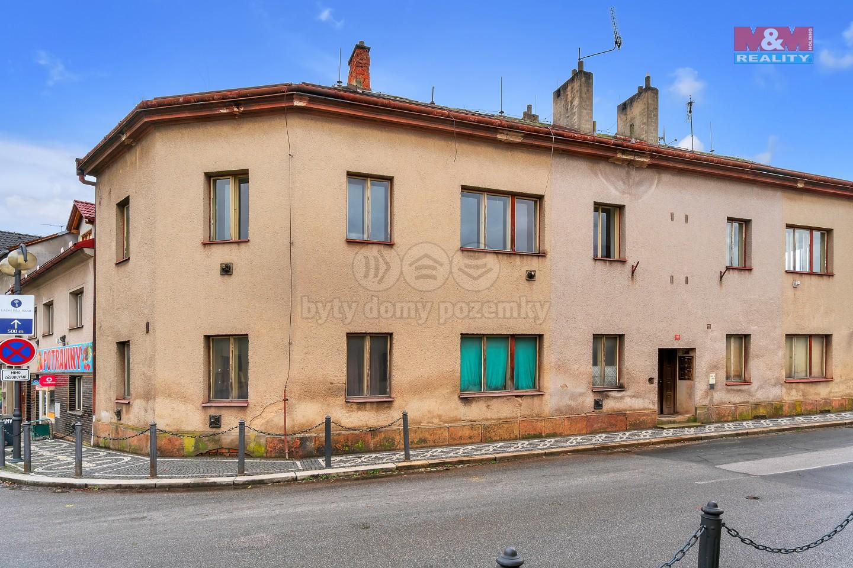Prodej nájemního domu, 488 m², Lázně Bělohrad, ul. Komenského