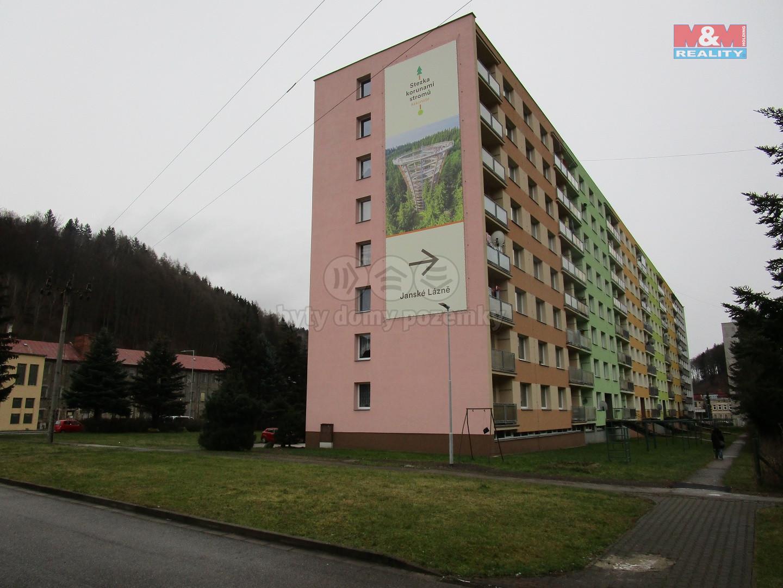 Prodej bytu 3+1, 76 m², Svoboda nad Úpou