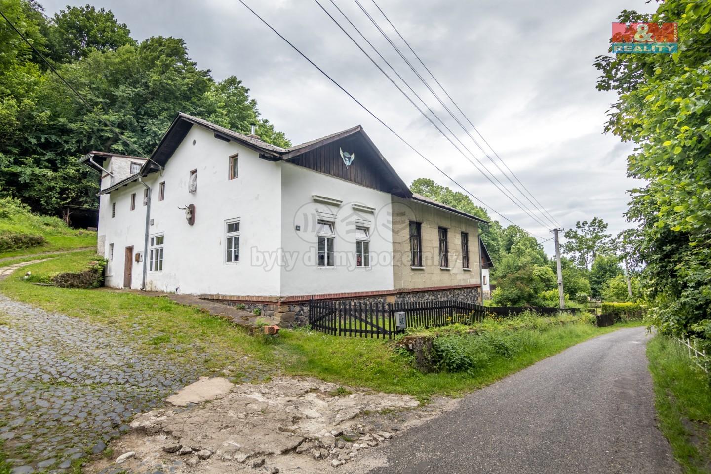 Prodej restaurace, stravování, 867 m², Česká Kamenice
