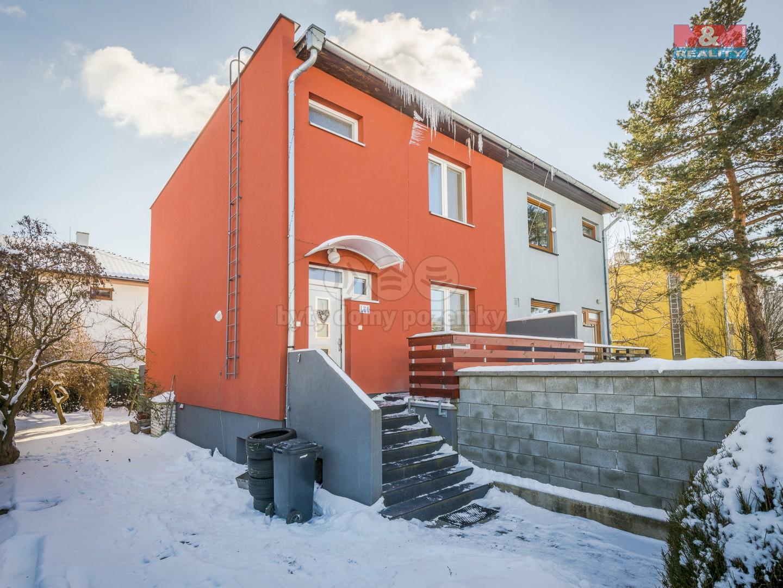 Pronájem rodinného domu, 133 m², Vestec, ul. Na Suchých