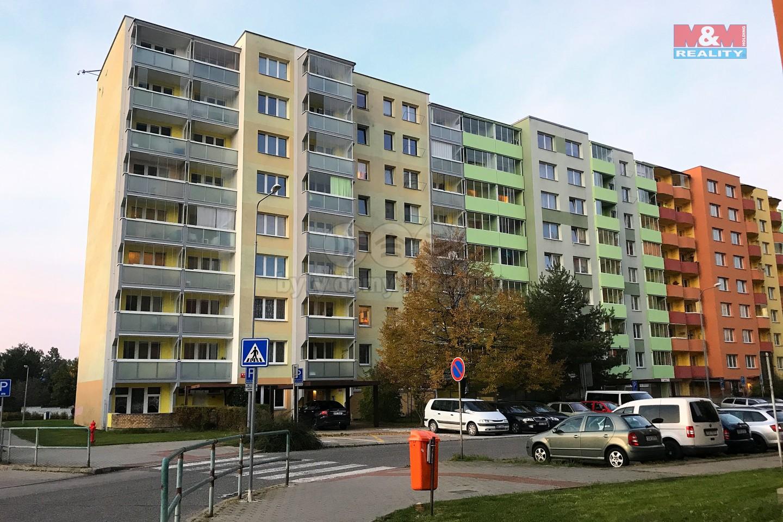 Prodej bytu 2+kk, 44 m², České Budějovice, ul. M. Chlajna