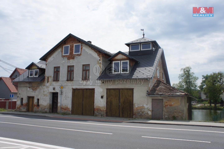 Prodej, rodinný dům, Litultovice